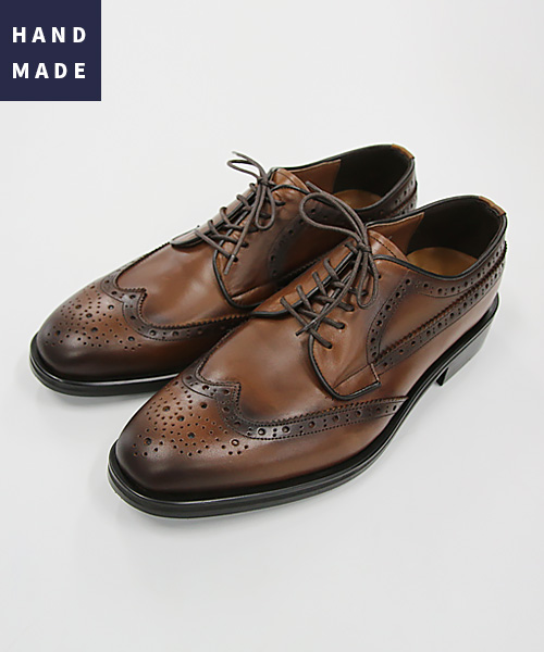 014 classic wing tip shoes